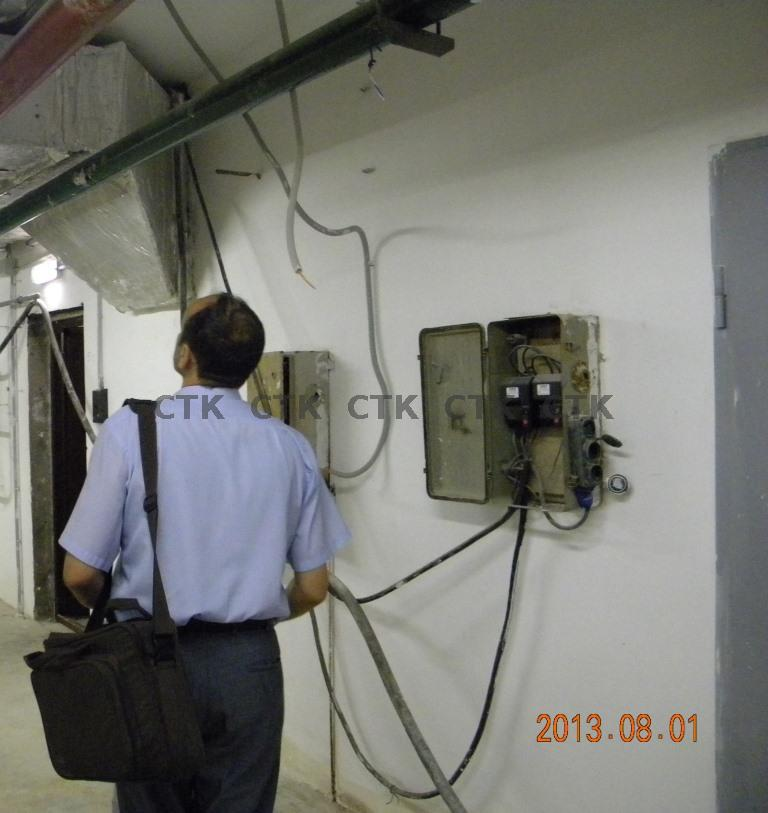 электромонтажных работ