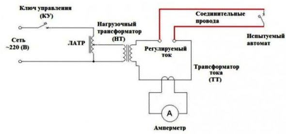 Предложенная схема устройства